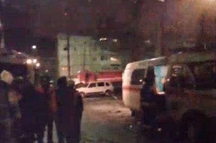 В Ярославле в жилом доме произошёл взрыв газа: есть пострадавшие, жильцов эвакуируют