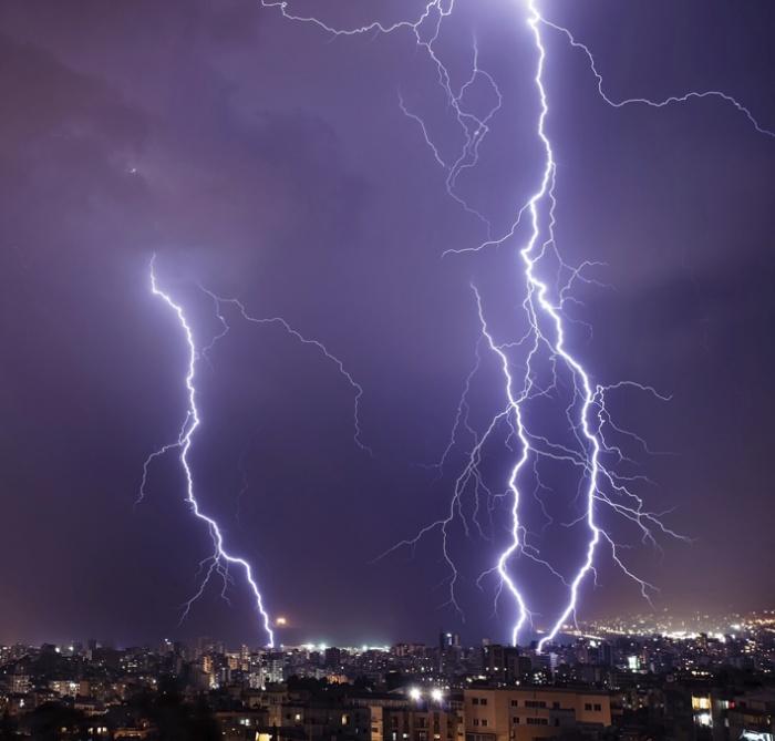 В Кемеровской области продлили штормовое предупреждение: грозовые дожди с сильным ветром