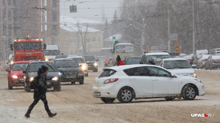 Тепло и сыро: Башкирию завалит мокрым снегом