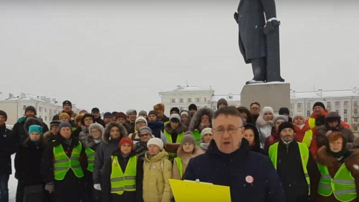 Жители Архангельской области обратились к главе МВД России из-за бездействия полиции на Шиесе