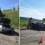 Пять детей и четверо взрослых пострадали в столкновении на трассе М-5 в Челябинской области