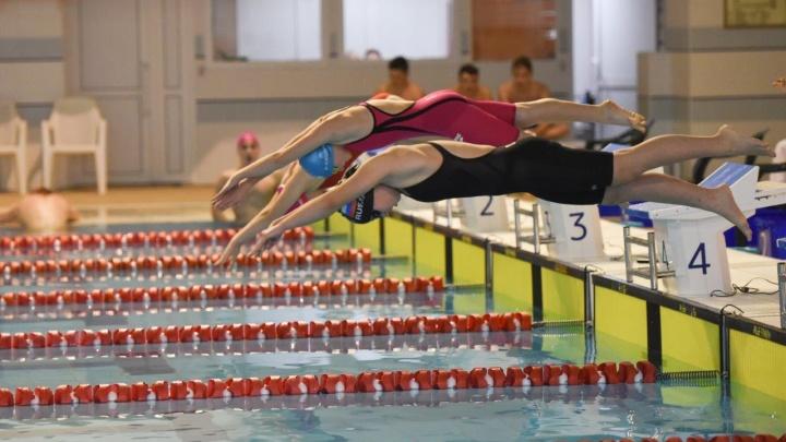 Сотня медалей за два дня: в первенстве по плаванию состязались 270 спортсменов
