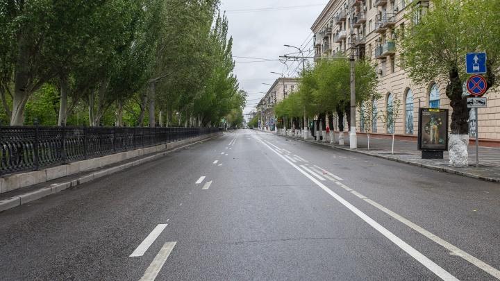 «Безумный Волгоград. Дорога идиотизма»: смотрим видео с чудо-разметкой в центре города