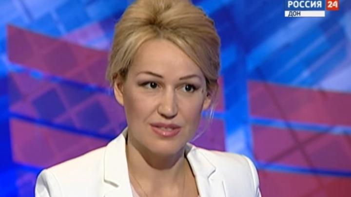 Теперь официально: пресс-секретарем администрации Ростова стала телеведущая Мария Петрова
