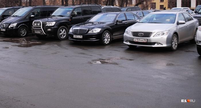 Кроме Москвы и Санкт-Петербурга, в столице Урала было продано больше всего автомобилей премиум-класса