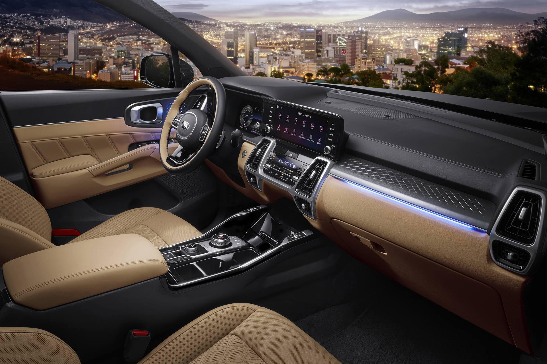 Вместо рычага переключения передач появилась шайба — как у Jaguar Land Rover<br>