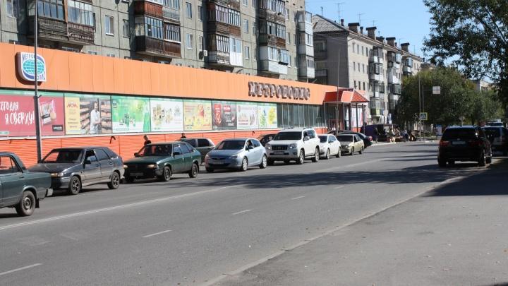 В Кургане с 21 мая для движения транспорта закрывают два участка улицы Савельева