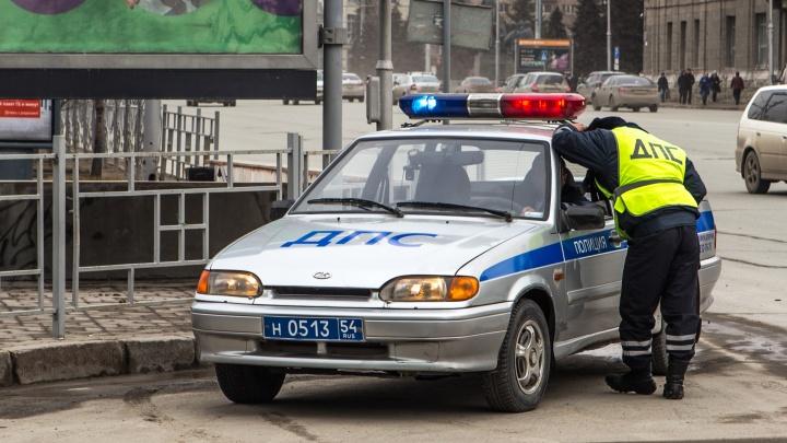 Автоинспекторы устроили облаву на пьяных водителей: попались больше сотни