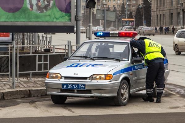 С пятницы до утра понедельника автоинспекторы усиленно ловили на дорогах пьяных водителей