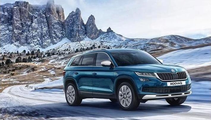 Выжить зимой: реальный функционал автомобиля ŠKODA KODIAQ для суровых условий
