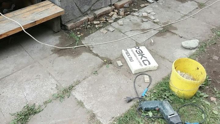 Два шуруповерта отечественных: у курганского строителя украли инструменты на 100 тысяч рублей