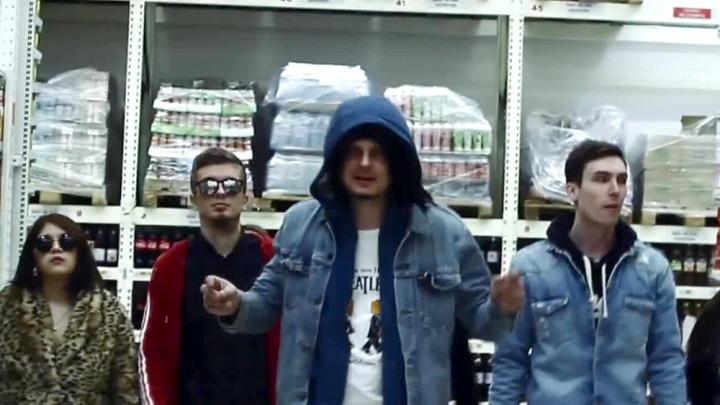 Новосибирские музыканты сняли в «МЕГЕ» пародию на скандальный клип Киркорова