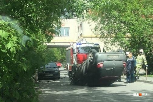 Из-за ДТП движение на Красноармейской затруднено