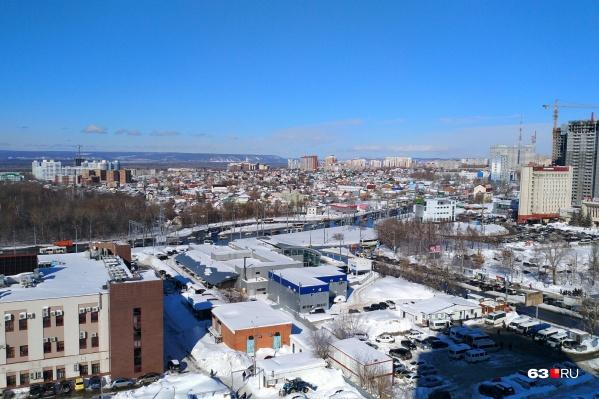 Улица Авроры скоро «уйдет» за Московское шоссе