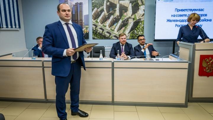 Станислав Цвиренко: «В приоритете — комплексная застройка территорий»