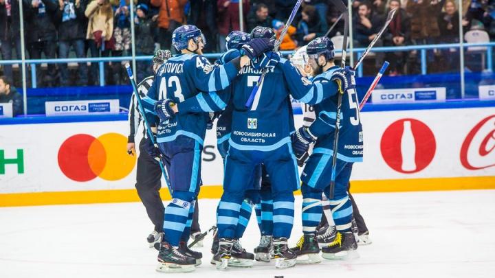 «Сибирь» выбрала ещё одну команду для хоккеистов, не попавших в основной состав