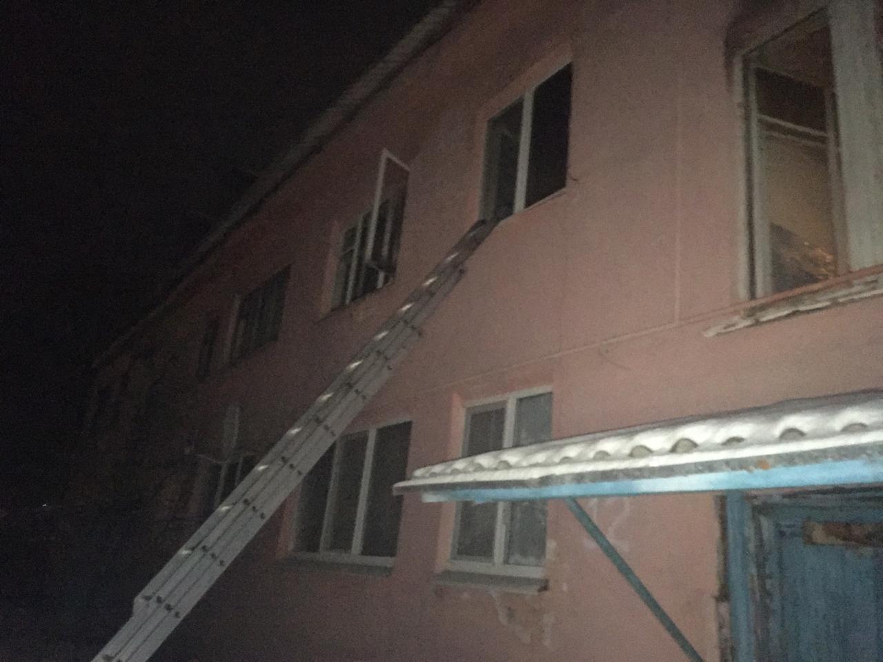 В поселке Кандры в пожаре в квартире погиб 79-летний мужчина
