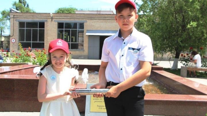 В Ростовском Водоканале заложили «капсулу времени» в 15-летие Информационно-экологического центра