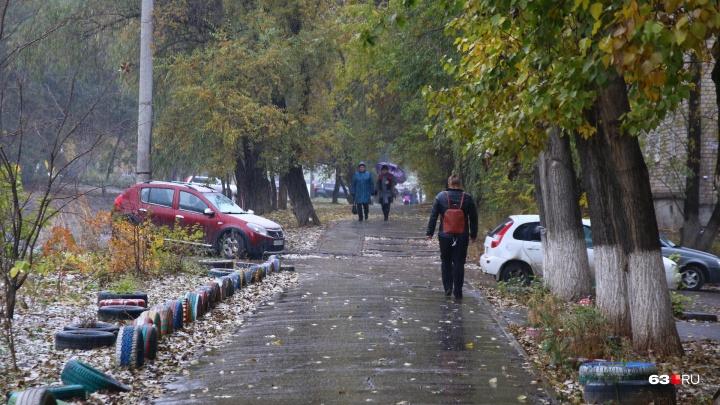 Синоптики: в Самарской области снова похолодает