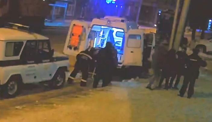 Пьяный уфимец выстрелил в голову мужчине возле магазина