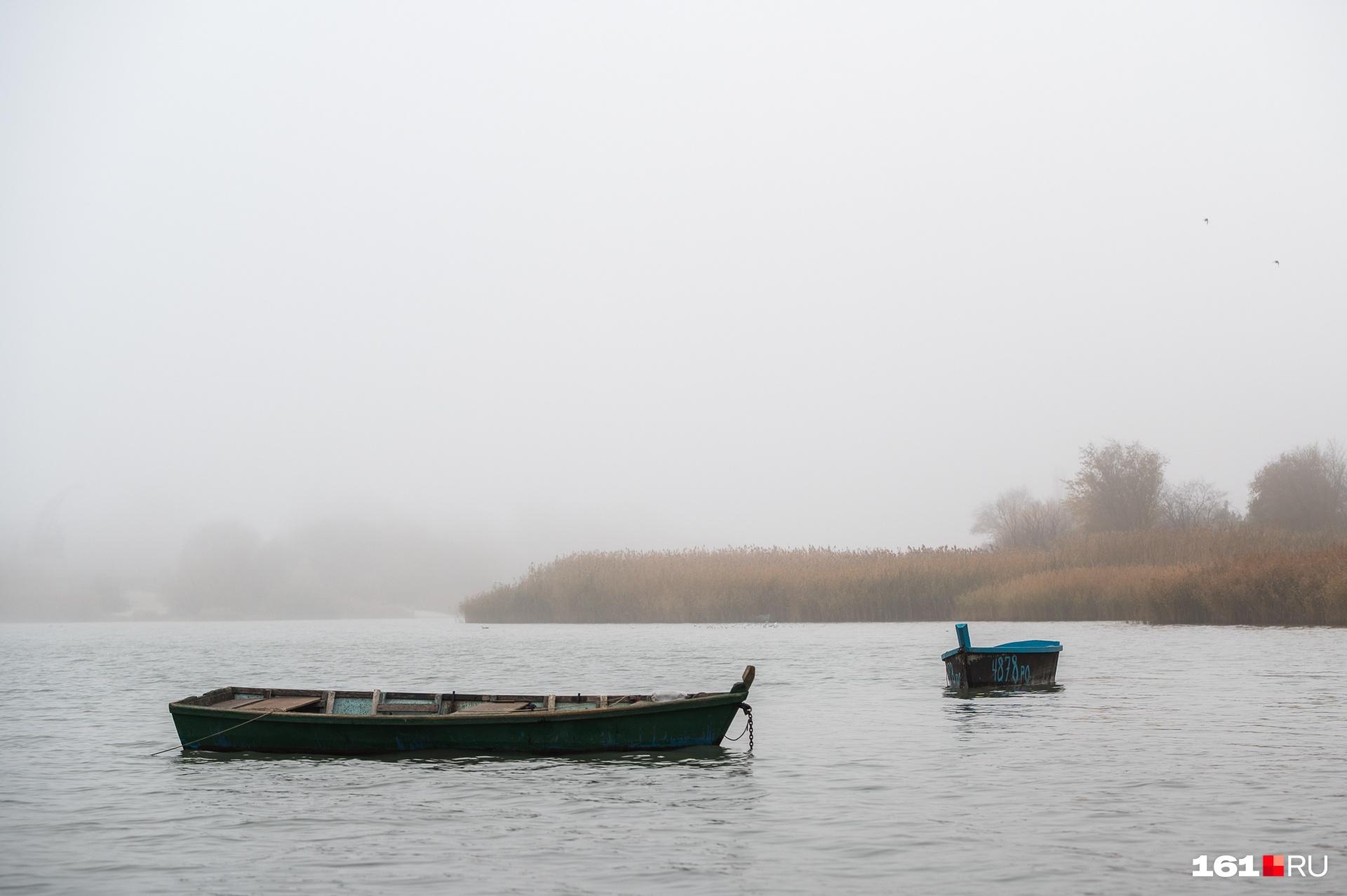 Хотя некоторые рыбаки считают иначе