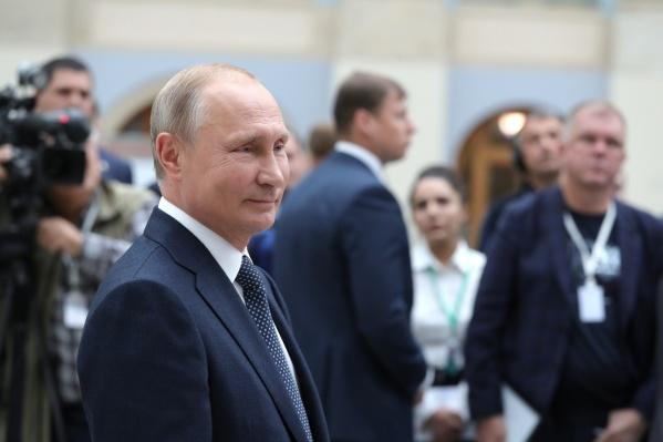 Мнение Владимира Путина о пенсионной реформе так и не озвучили