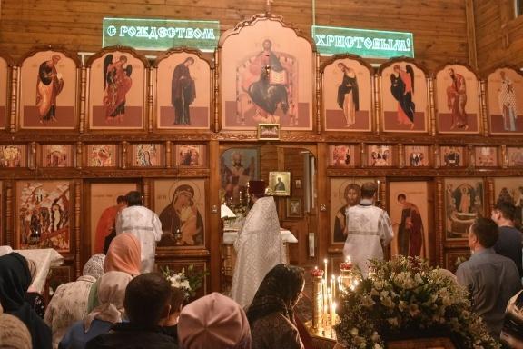 Расписание рождественских богослужений в главных храмах и соборах Новосибирска