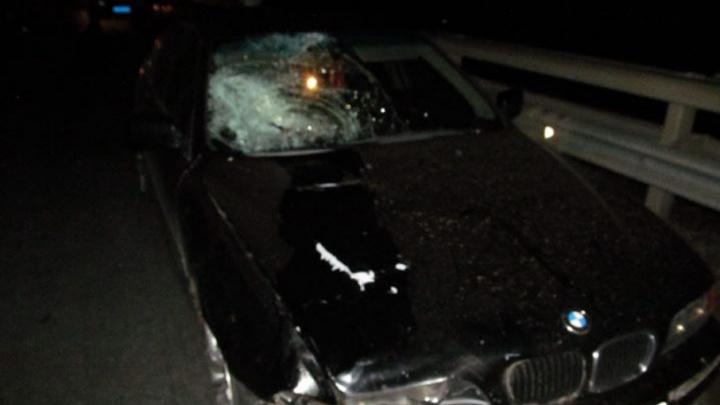 Уфимку сбил насмерть автомобиль из Воронежа
