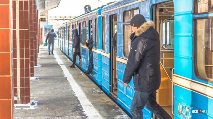 Дептранс Самары: «Будем покупать новые вагоны для метро постепенно»