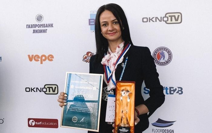 Полученными наградами Ольга Глацких похвасталась в Instagram