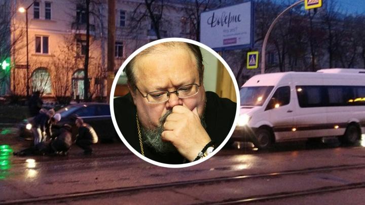«Надо было быть джедаем, чтобы избежать столкновения»: челябинка попала под автобус со священниками