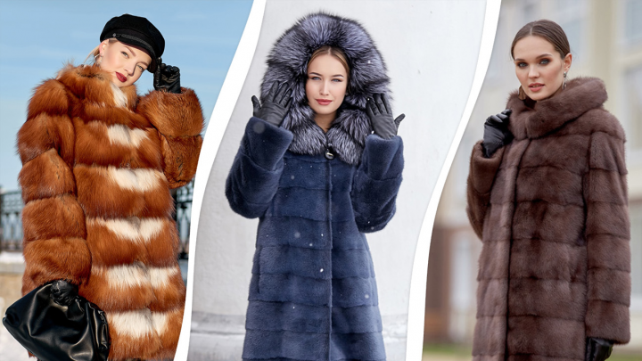 Время выбирать новую шубу: в Архангельск привезут модные новинки из норки