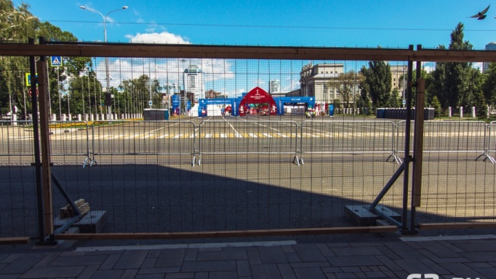 Ни проехать, ни припарковать! Инструкция 63.ru о перекрытии дорог в Самаре на время ЧМ