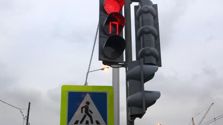 Омичам предложили выбрать места для пяти новых светофоров
