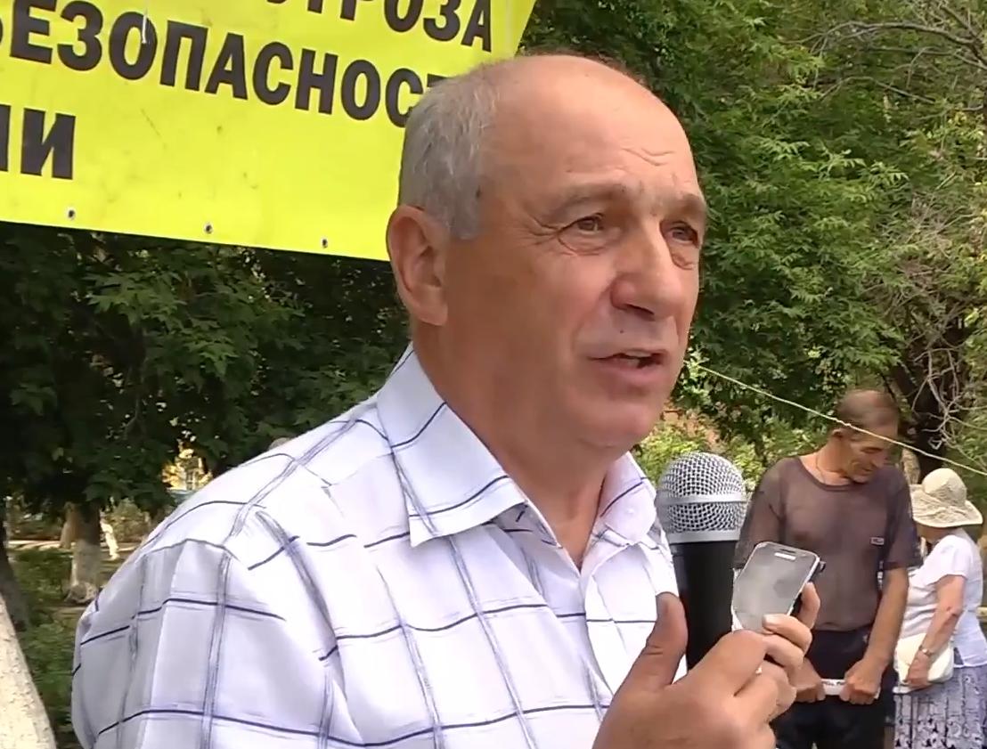 Николай Яровой с 28 августа находится в реанимации