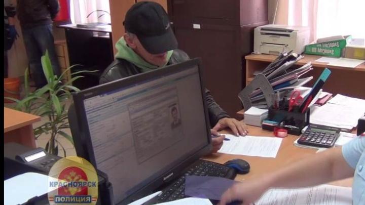 За одну поездку водитель маршрутки в Красноярске 31 раз нарушил правила