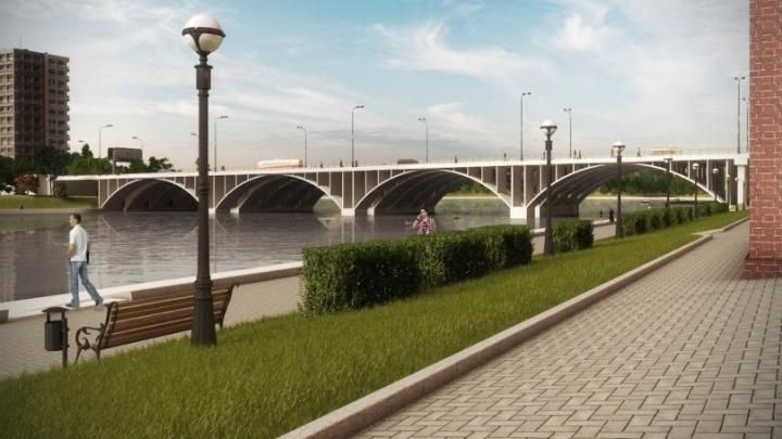 Единогласно: в Екатеринбурге на слушаниях утвердили проект реконструкции Макаровского моста