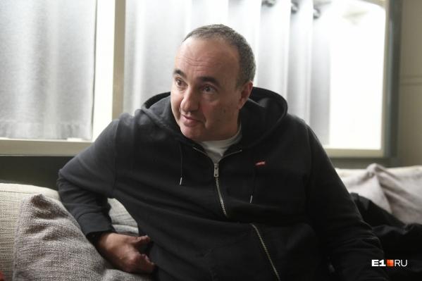 Александр Роднянский — продюсер фильма «Дылда», который Россия выдвинула на «Оскар»