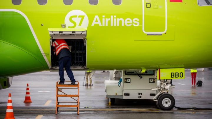 После заявления Росавиации авиакомпания S7 Airlines изменит маршрут рейса Новосибирск — Дубай