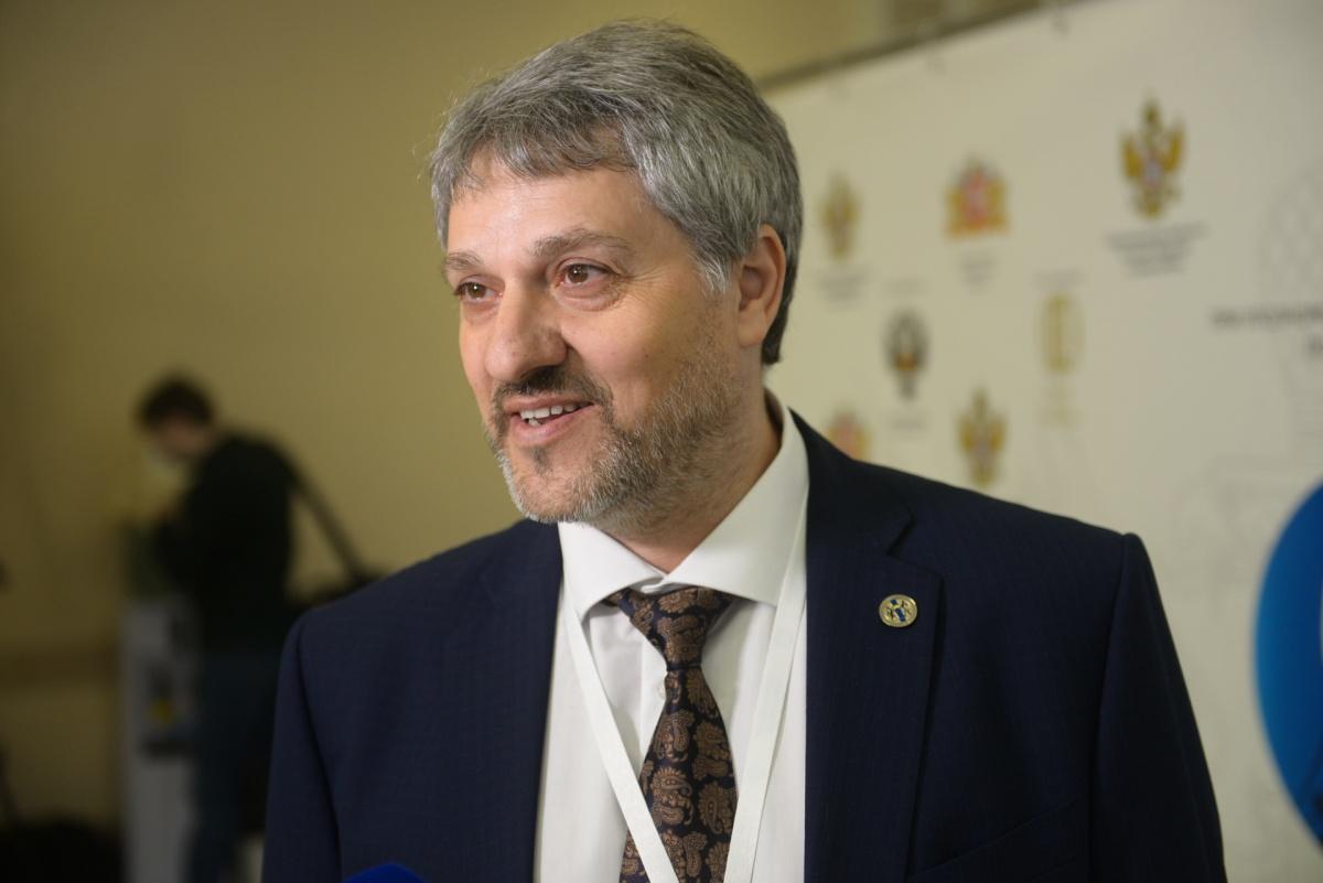 Эдуард Куразян, папа из Новосибирска