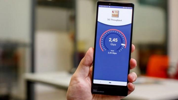 МегаФон довел скорость соединения 5G до рекордной отметки 2,46 Гбит/с
