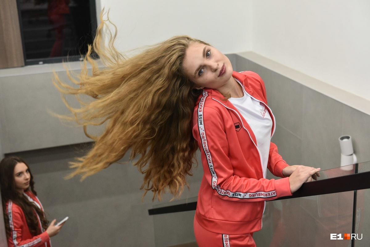 Немного ветра в волосах