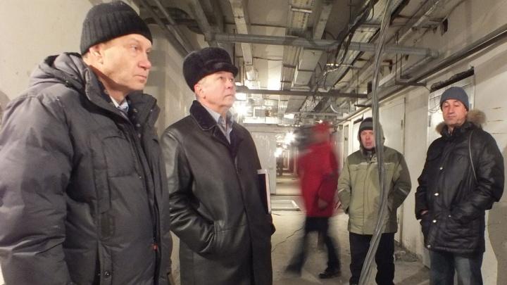 В Омске из-за проблемы с дольщиками ушёл в отставку ещё один замминистра строительства