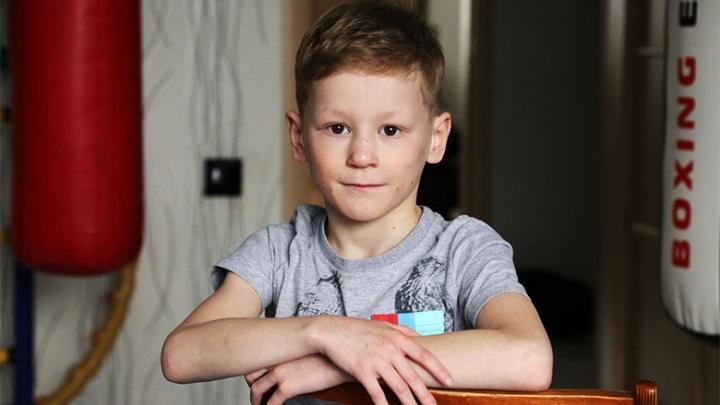 Юный уфимец после операции на сердце стал чемпионом России по грэпплингу