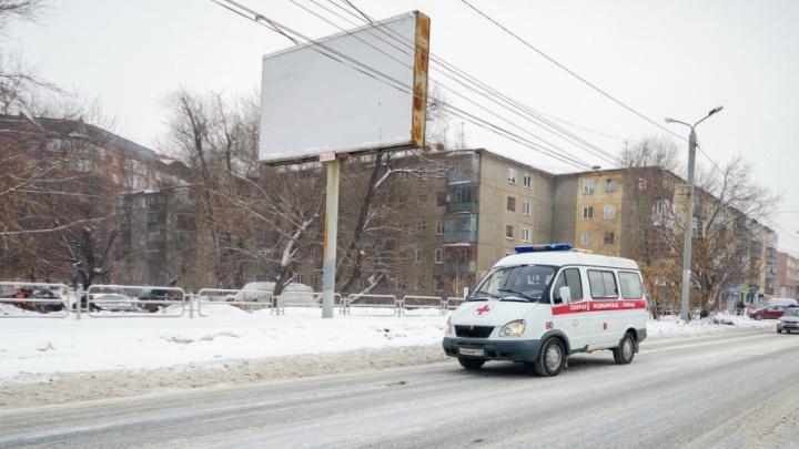 Инспектора ГИБДД, оштрафовавшего водителя скорой под Челябинском, уволили