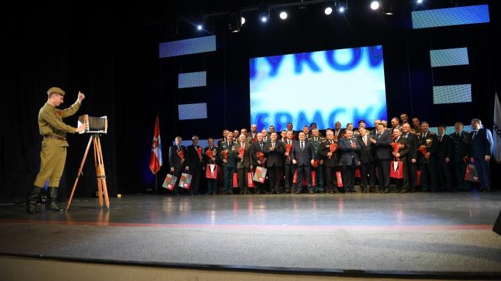 Пермские нефтяники получили награды в честь Дня защитника Отечества