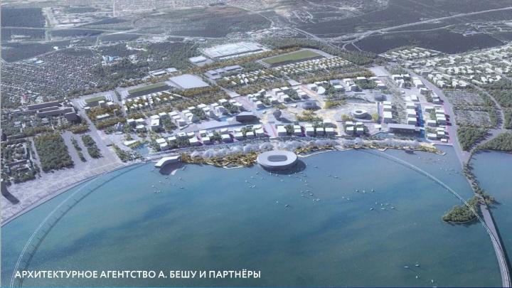 В Екатеринбурге выбрали лучший концепт Экспо-городка на ВИЗе