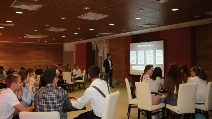 Котельниковские школьники подготовили специальный вопрос для Александра Друзя