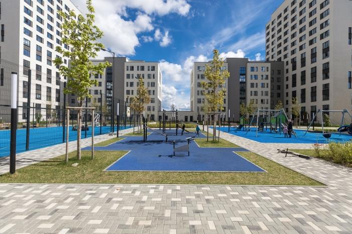 Льготная ипотека действует сразу в двух проектах «Брусники»: «Южных кварталах» и «Северном квартале»