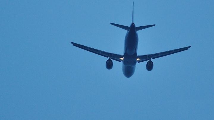 В Кольцово сегодня ночью экстренно приземлился самолёт, летевший из Москвы на Дальний Восток